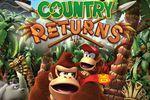 Donkey Kong Country Returns - pochette