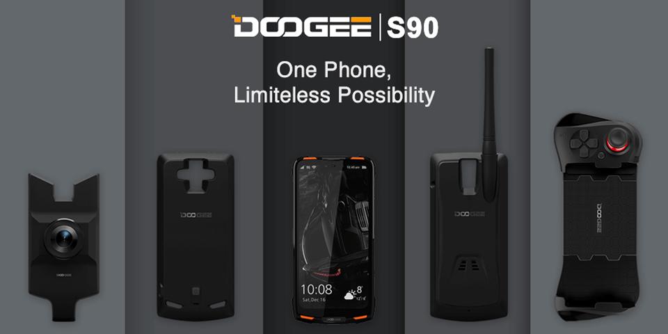 Doogee-S90-modules