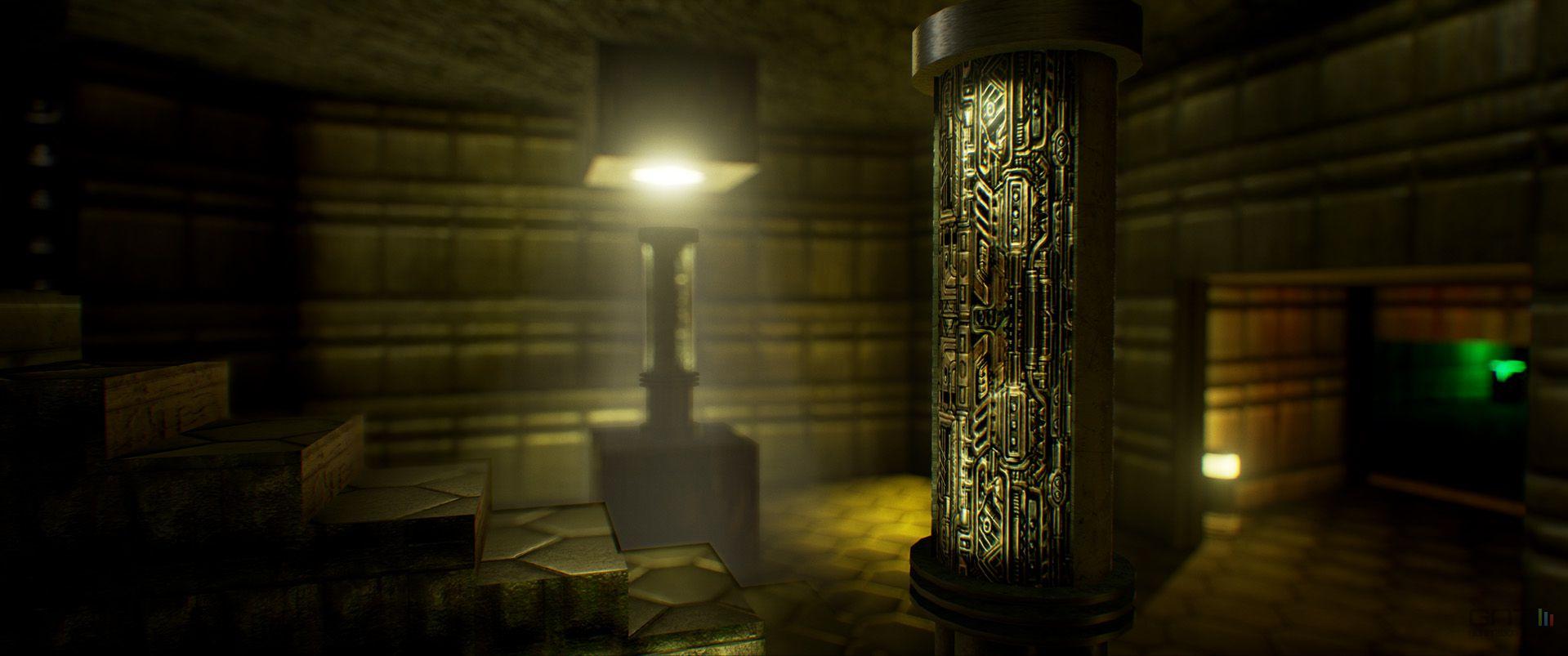 Doom Unreal Engine 4 8