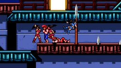 Double Dragon 4.