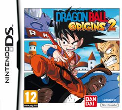 Dragon Ball : Origins 2 - pochette