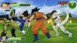 Dragon Ball Tag VS - 2
