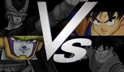 Dragon Ball Tag VS - 5