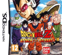 dragon-ball-z-attack-of-the-saiyans-jaquette