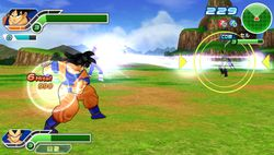 Dragon Ball Z Tenkaichi Tag Team - 1
