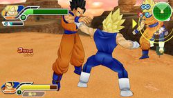 Dragon Ball Z Tenkaichi Tag Team - 3