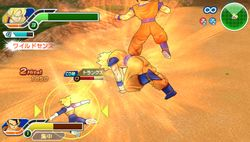 Dragon Ball Z Tenkaichi Tag Team - 4