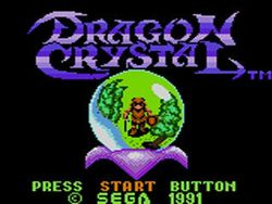 Dragon Crystal Shirani's Maze