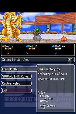 Dragon quest monsters joker 4