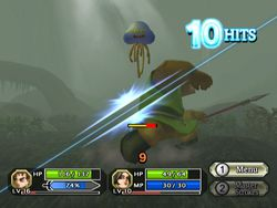 Dragon quest swords 2