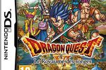 Dragon Quest VI DS Le Royaume des Songes - jaquette