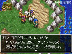 Dragon Quest VI : Realms of Reverie - 14