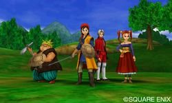 Dragon Quest VIII 3DS - 4