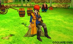 Dragon Quest VIII 3DS - 7