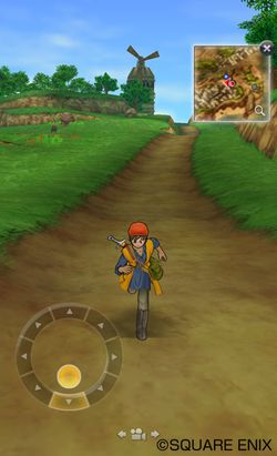 Dragon Quest VIII mobile - 2
