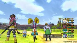 Dragon Quest X - 4