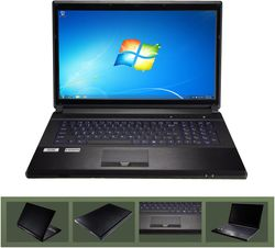 DreamBook Power P17CR