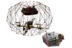 Drone-livraison-cage
