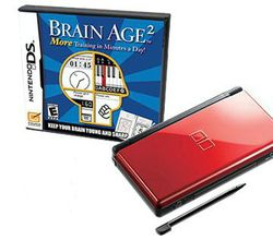 Ds lite crimson onyx