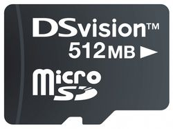 Dsvision microsdcard 512mb