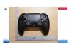 PlayStation 5 : une manette complétement noire en fuite