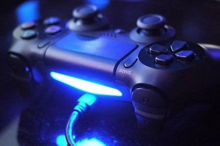 DualShock PS4 - lightbar