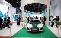Dubai-voiture-police