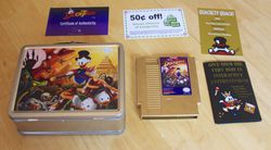 DuckTales reedition NES - 1