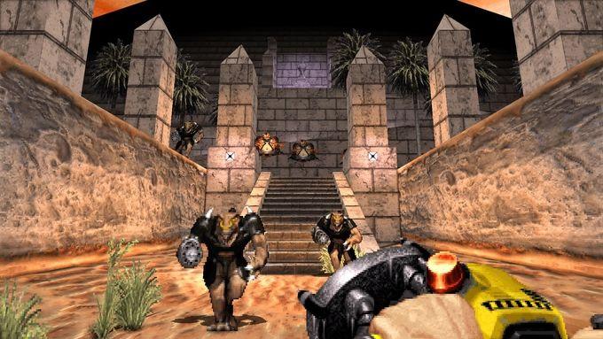 Duke Nukem 3D World Tour - 3
