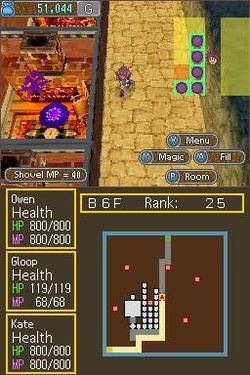 Dungeon Maker DS   Image 1