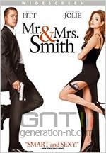 Dvd mr and mrs smith