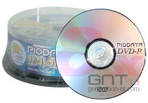 dvd vierges