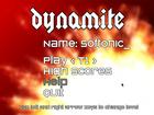 Dynamites : un jeu explosif