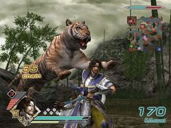 Dynasty Warriors 6 PS2   1