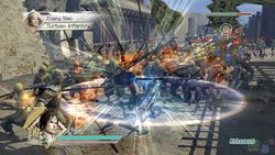 Dynasty Warriors 6 screen 1