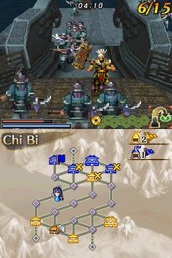 Dynasty warriors ds image 2