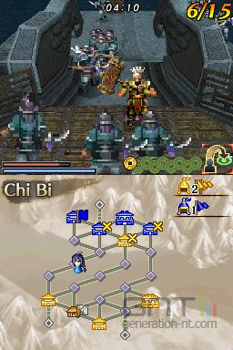 Dynasty Warriors DS - Image 2