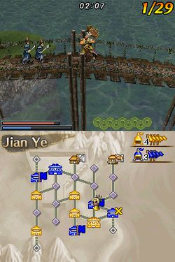 Dynasty warriors ds image 5
