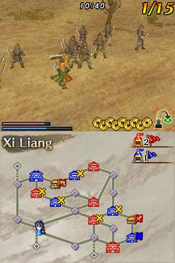 Dynasty warriors ds image 7