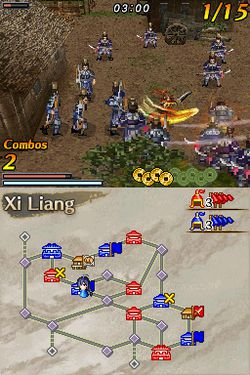 Dynasty warriors ds image 8