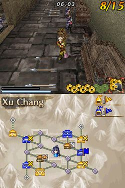 Dynasty warriors ds image 9