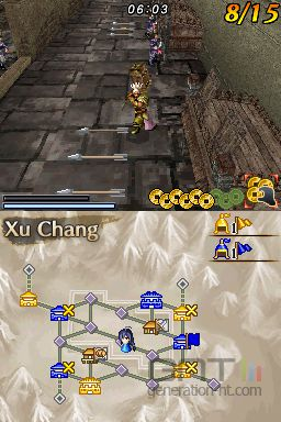 Dynasty Warriors DS - Image 9