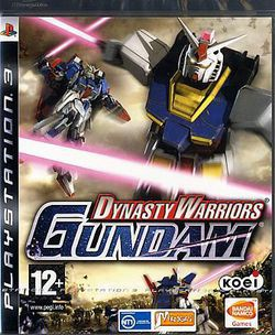 Dynasty Warriors : Gundam : jaquette
