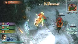 Dynasty Warriors : Strikeforce - 4