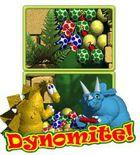 Dynomite : détruire un mur d'œufs de dinosaures !