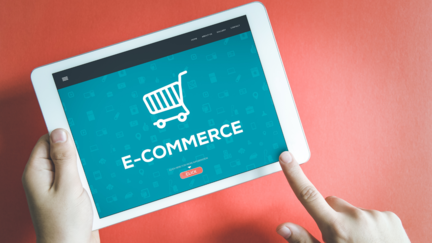 e-commerce vignette