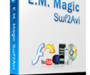 E.M. Magic Swf 2 Avi : le convertisseur d'animations flash en fichiers AVI