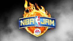 EA Sports NBA Jam - Logo