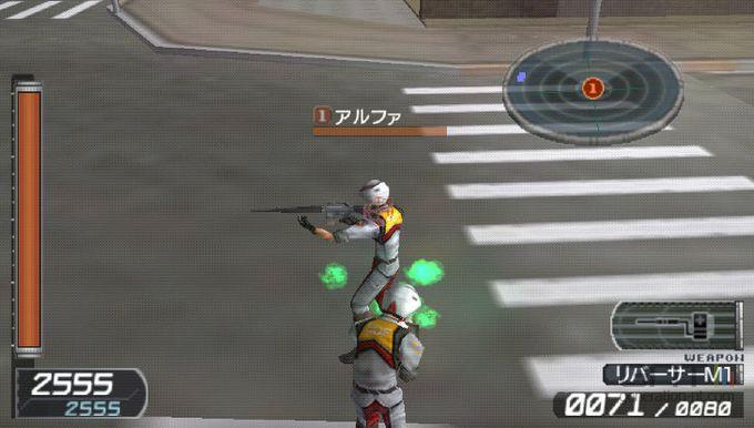Earth Defense Forces 2 Portable PSP (9)