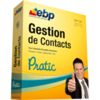 EBP Gestion de Contacts Pratic 2012 : faire l'administration de ses contacts facilement